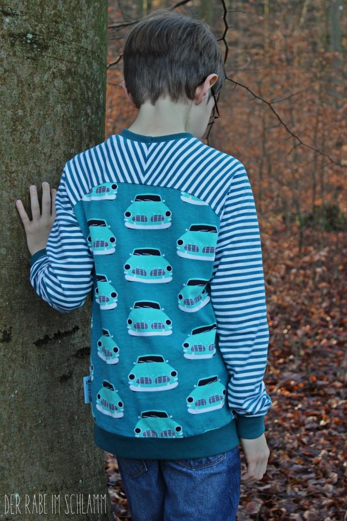 Shirt, Bethioua, Der Rabe im Schlamm, Nähen, Schnittmuster,  Kinder, Jungen