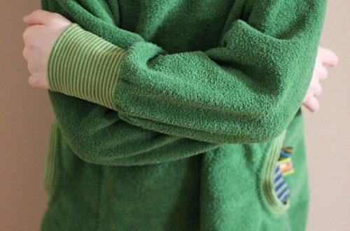Danai, farbenmix, Hoodie, Sweater, Oversize, Der Rabe im Schlamm, Nähen, Schnittmuster, Kinder, Jungen