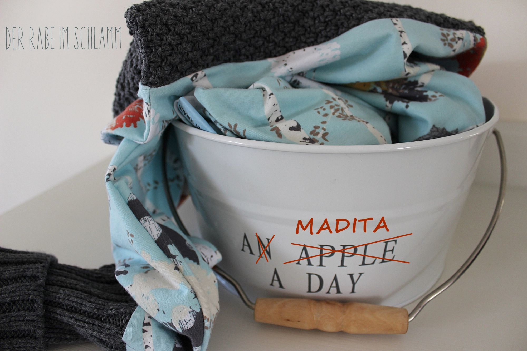 Frau Madita, Shirt, Der Rabe im Schlamm, Nähen, Schnittmuster, Damen