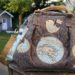 Kugeltasche, Taschenspieler 2, farbenmix, Der Rabe im Schlamm, Nähen, Taschen