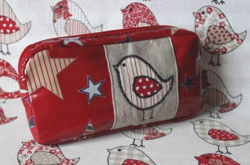 Miniorganizer, Taschenspieler 2, farbenmix, Der Rabe im Schlamm, Nähen, Taschen