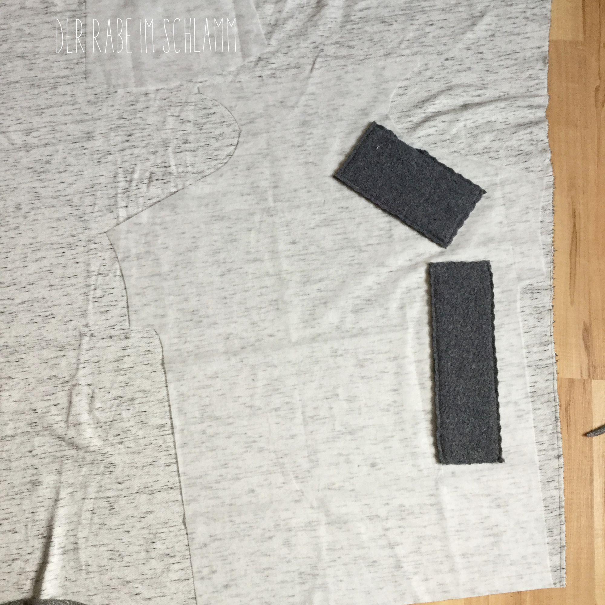 Der Rabe im Schlamm, Nähen, Schnittmuster, Damen, Stoff&Stil, Sweatshirt