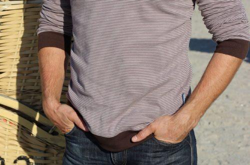 Der Rabe im Schlamm, Nähen, Herren, Männer, Schnittmuster, Föhr, Shirt, schnittreif